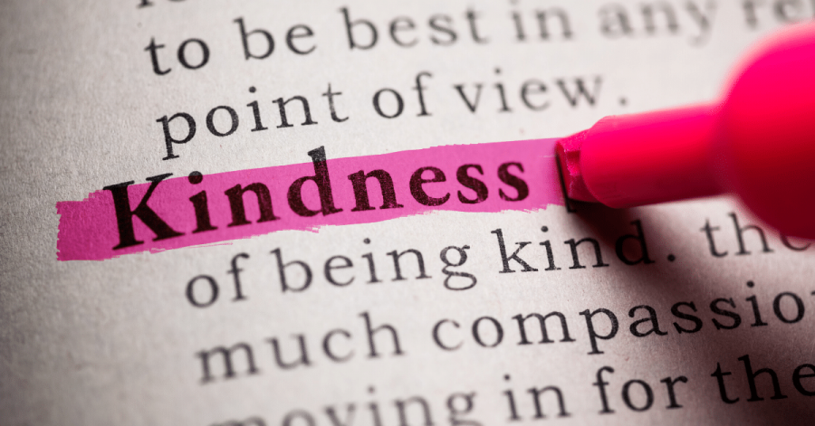 Kindness dictionary definition